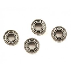 Ball bearing, 9x4x4, 2 units, Mini Titan