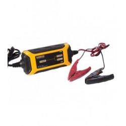 Carregador Baterias de Chumbo/Ácido 12VDC 800mAh