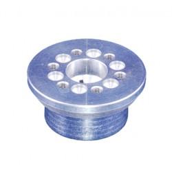 Hub Porta Helice para Motores 3w85xi, 120 - 170xi (04.153/01)