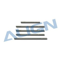 Stainless Steel Linkage Rod 450 Sport