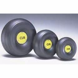"""Rodas Dubro """"J-3 Cub"""" 143mm(1/3)"""