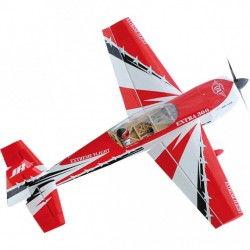 "Avião Extra 78"" V2 GP, ARF kit Extreme Flight"