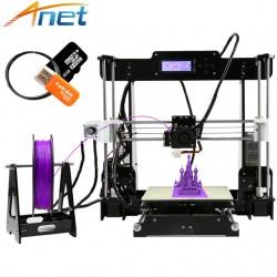 Impressora 3D Anet a8 (Área de Impressão220x220x240mm)