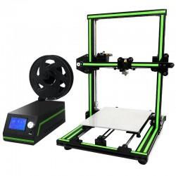 Impressora 3D Anet E12(Área de Impressão 300x300x400mm)(90% Montada)