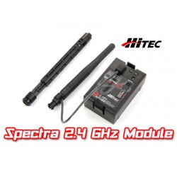 Módulo de Emissor Spectra 2.4Ghz Hitec C/ Antena