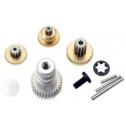 Hitec Servo Gear Set Metal HS-85, HRCM6388