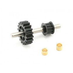 Tail Drive Gear/Pulley Assembly: B400