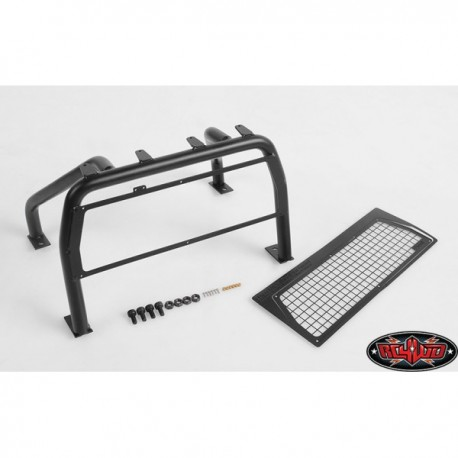 Steel Tube Rollbar Rack for TF2 Mojave (B) RC4WD