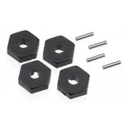 Heaxagono Roda Hex(4) axle pins (1.5x8mm)(4un)Traxxas