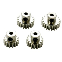 Aluminum gear set, T-MAX