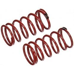 Springs, shock, GTR, Revo, 4.4 rate tan, red