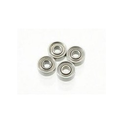 Ball bearing, 681XZZ, Solo Pro 180, 4 units