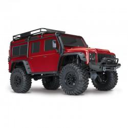 Carro Traxxas Scale & Trail Crawler TRX4 Body Land Rover Defender 1/10