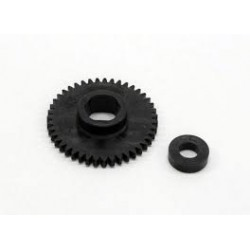Spur gear, low 43T, V-ONE
