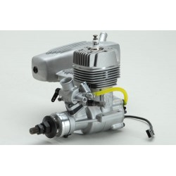 O.S. GT15 Petrol with E-4020 Silencer