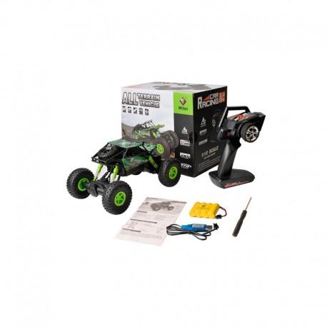 Crawler 1/18 c/ Bateria 4.8V Nicd