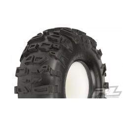 Tire 2.2'', Proline Chisel G8 Rock terrain Truck Tire With Memory Foam