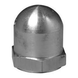 Spinner 5/16-24, Spinner nut, alumínio