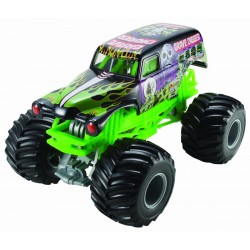 Carro Monster JAM 1/24 Grave Digger