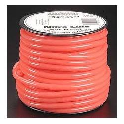 Silicone tubing, Red, 1m, DUBQ2242