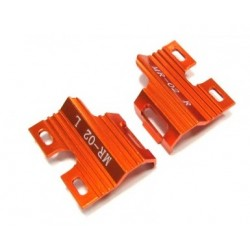 Mini-Z, Battery support aluminum, MR02