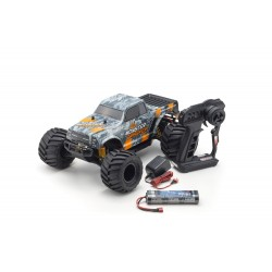 MONSTER TRACKER 1:10 EP (KT232P) - T2 ORANGE READYSET