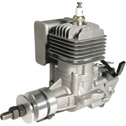 DLE 20 PETROL ENGINE SIDE OUTLET WITH ELECTRONIC IGNITION