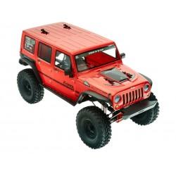 1/10 SCX10II 2017 Jeep Wrangler 4WD CRC RTR