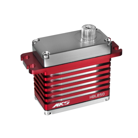 Servo Digital MKS HBL850 Tq(8.2V):24.9kg 0.071s(8.2V) 73g (40x20x38.5mm)