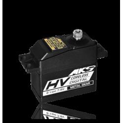 Servo MKS HV1250 Coreless, 20 mm, 11 kg/cm, 0.054 s/60°