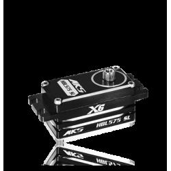 Servo MKS HBL575SL Brushless, 20.5 mm, 16.8 kg/cm, 0.07 s/60°