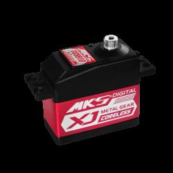Servo MKS DS991 (6.0V):26 kg 0.159s(6.0V) 58g