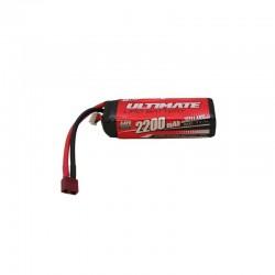 Bateria Ultimate Lipo 11,1V. 2200 MAH 60C 3S1P Dean