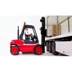 Empilhador 1:14 Linde Forklift 2.4G 100% RTR