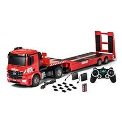 Camião MB Arocs Goldhofer 2.4G 100% RTR 1/20