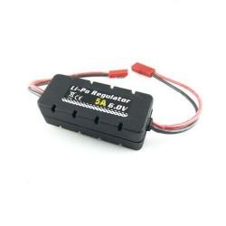 Regulador de Voltagem 6V-5A C/ Caixa