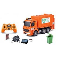 Camião do Lixo Mercedes 1/20 2.4Ghz RTR
