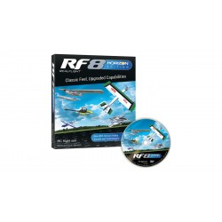 Simulador RF8 Horizon Hobby Edition, Software Only
