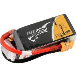 Bateria Lipo TATTU 1300mAh 11.1V 3S1P