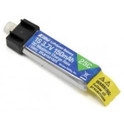Bateria 150mAh 1S 3.7V 25C Lipo
