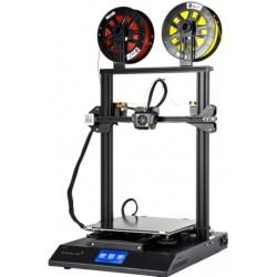Impressora 3DCreality,C/ duplo extrusor.Área de impressão 300x300x400 mm.