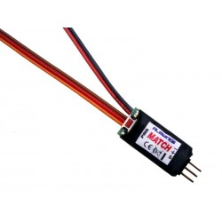 Y module HV with servo matching(4v-9v/27x14x5mm)