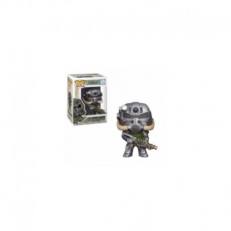 POP! Games Fallout - T-51 Power Armor(370)
