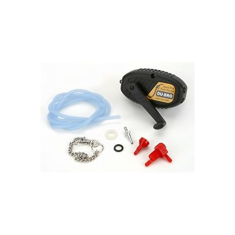 Fuel pump, Manual, Gas, DU-BRO, DUBP0911