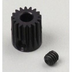 Aluminum pro pinion, 17T, E-MAXX, RRPC4317