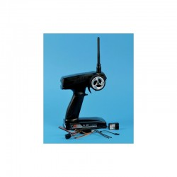 PACK R/C Build & Navigate 2,4Ghz.: - Radiocontrol system 2.4 GHZ 4 channels, Receiver, Variator and  Servo