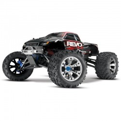 REVO 3.3 TSM 1/10 Scale 4WD Nitro-Powered Monster Truck