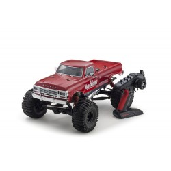 MAD CRUSHER NITRO 1:8 GP 4WD READYSET (KT231P-KE25)