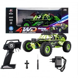 Carro 1/12 2.4GHZ 4WD OFF-ROAD TRIAL RTR