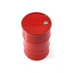 Barril de Gasolina Plástico Vermelho